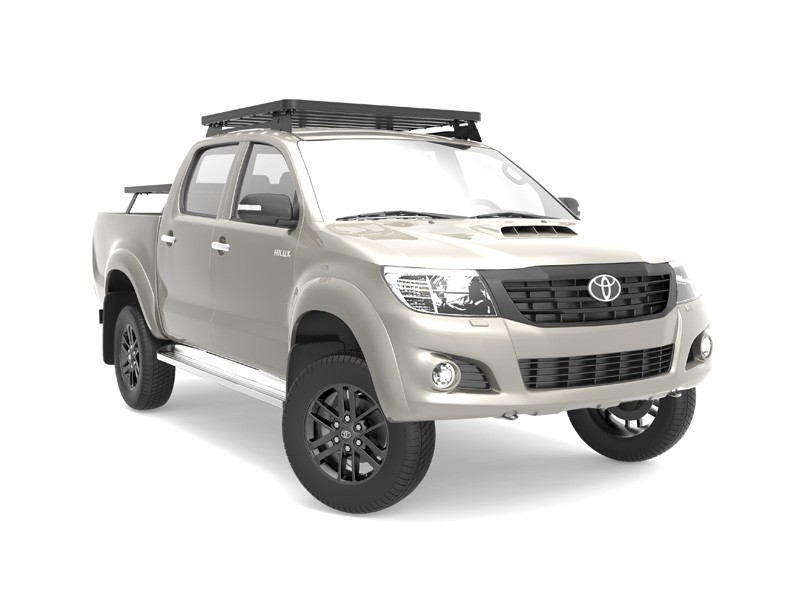 dachtr ger front runner slimline ii toyota hilux 05 15. Black Bedroom Furniture Sets. Home Design Ideas