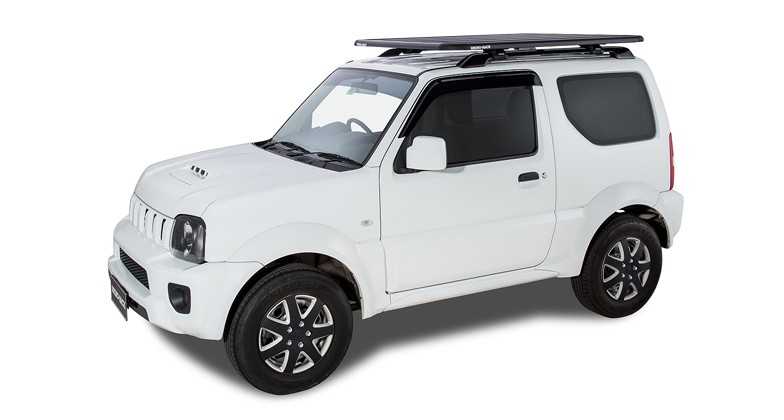 dachtr ger rhino rack pioneer suzuki jimny. Black Bedroom Furniture Sets. Home Design Ideas