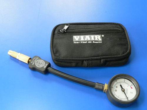 Viair Manometer mit Ablassfunktion