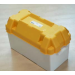 Batteriebox gross 390x180x205 mm
