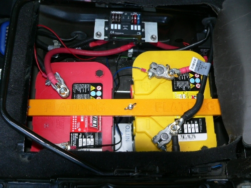 Optima Batterien LR